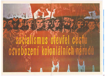 Czech propaganda posters.....   click to enlarge